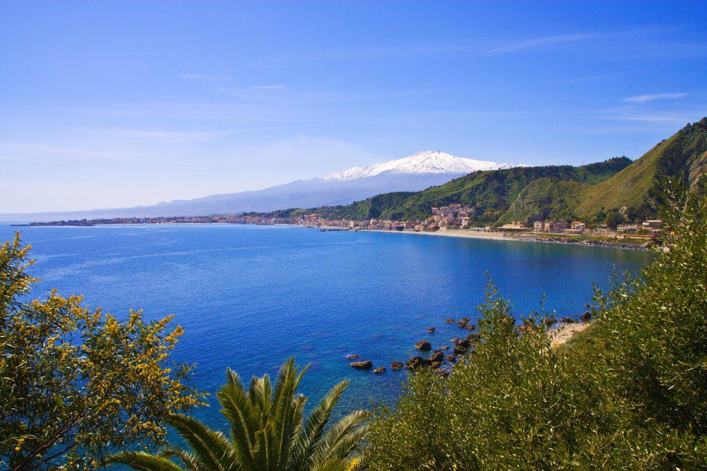 Ostküste Siziliens