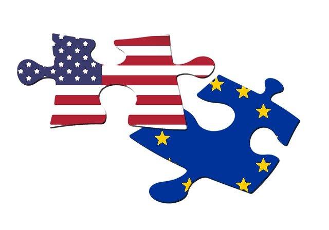 EU-US-amerikanischer Geschäftsverkehr