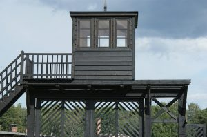 KZ Stutthof in Polen, Holocaust
