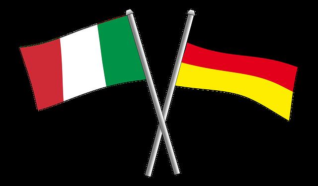 Deutsch-Italienischer Rechtsverkehr
